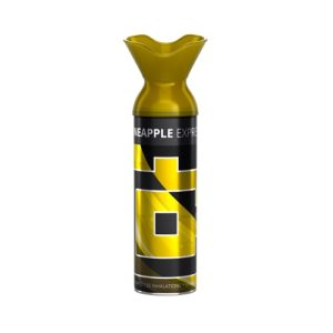 CannaO2 Pure Oxygen In A Can - Pineapple Express 22oz