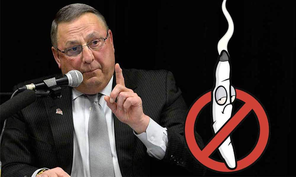 Why The Pot Veto In Maine Causes More Problems Than It Solves